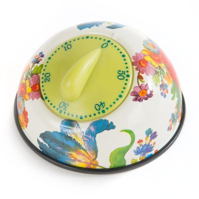 Flower Market Kitchen Timer
