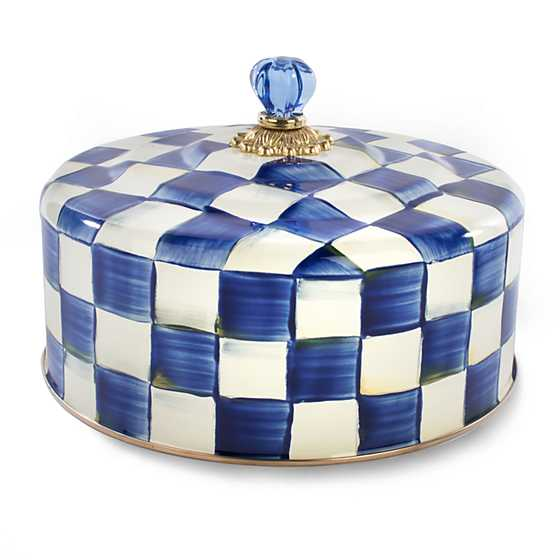 Royal Check Cake Carrier image three