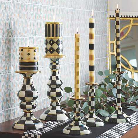Mackenzie Childs Hand Painted Ceramics Dinnerware Home Decor