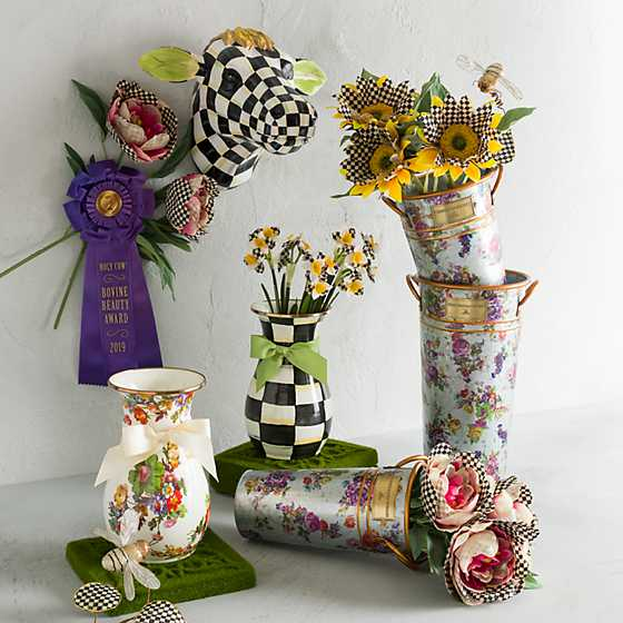 Flower Market Vase - Tall image two