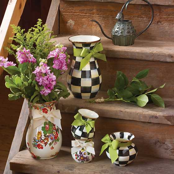 Flower Market Vase - Tall image four
