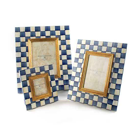 "Royal Check Frame - 4"" x 6"" image four"