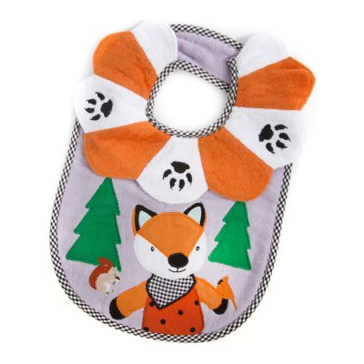 Toddler's Bib - Fox