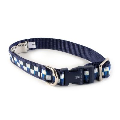 Royal Check Pet Collar - Small