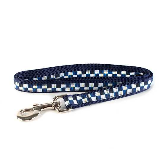 Royal Check Pet Lead - Small image four