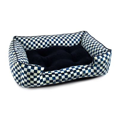 Royal Check Lulu Pet Bed - Medium