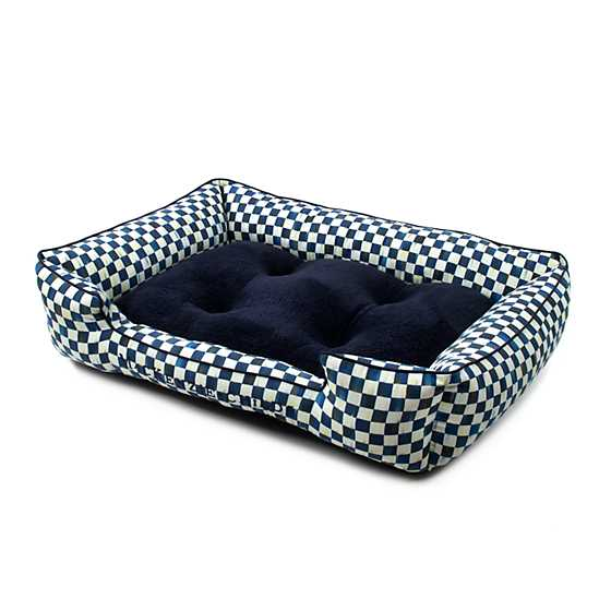 Royal Check Lulu Pet Bed - Large