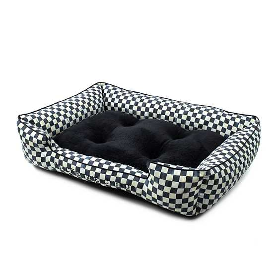 Courtly Check Lulu Pet Bed - Large image two