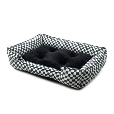 Courtly Check Lulu Pet Bed - Large