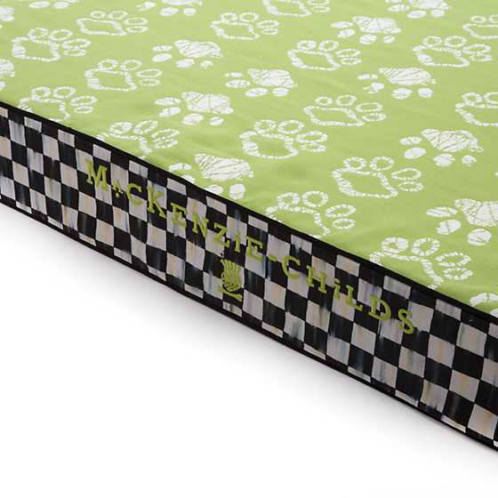 Bow Wow Pet Bed - Green - Large