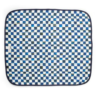Royal Check Pet Blanket - Small