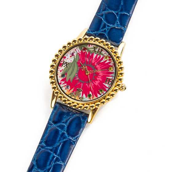 Florabundance Watch - Teal image three