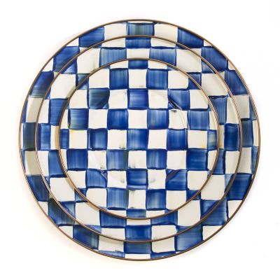 Royal Check Dinnerware