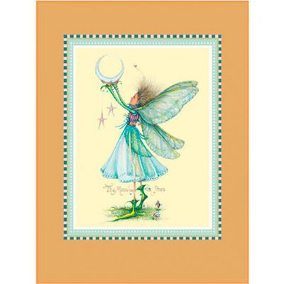 Patience Brewster Moon & Stars Fairy Journal