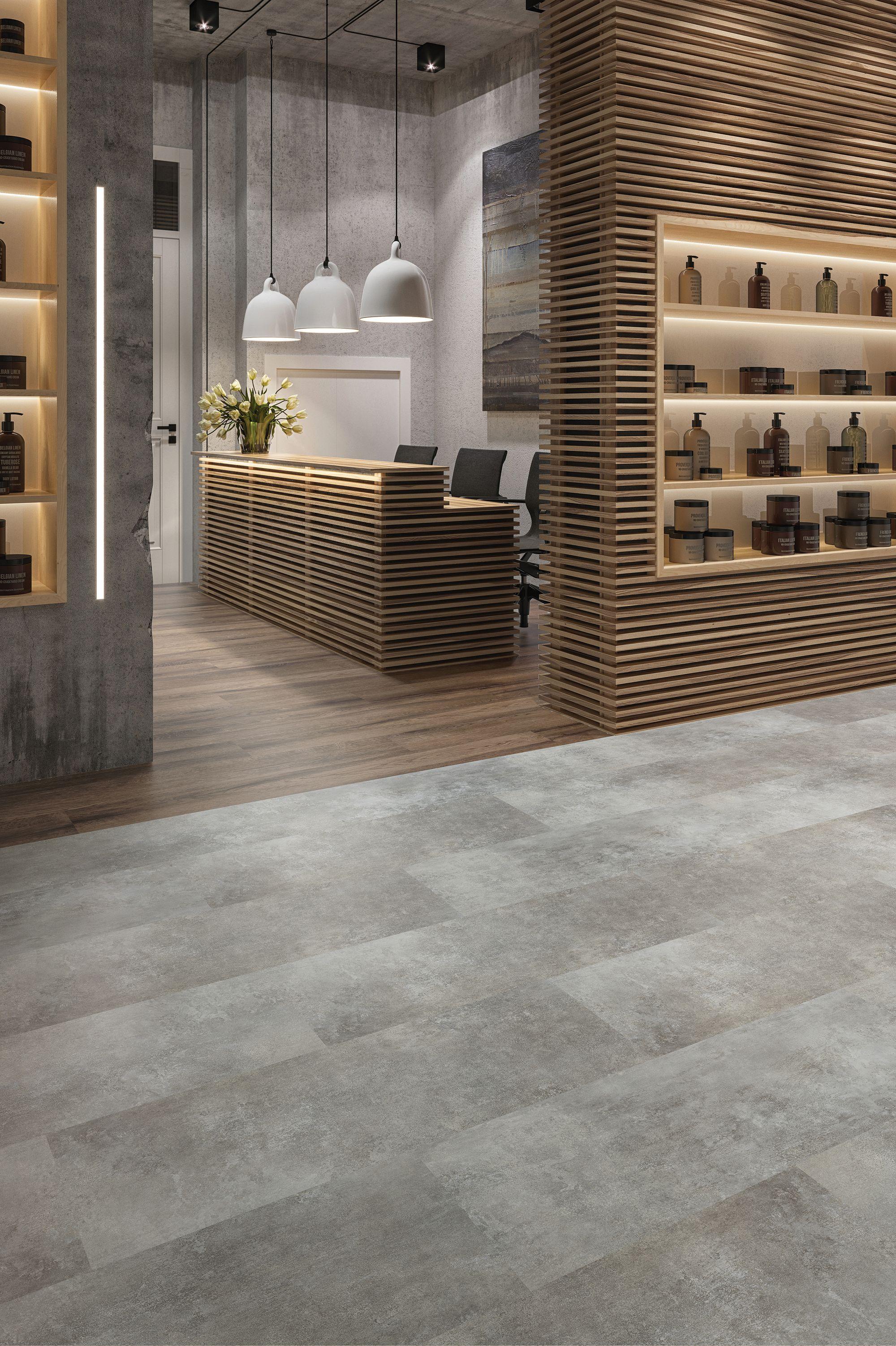 Luxury Vinyl Flooring Molveno Woods Caraibe Mohawk Group