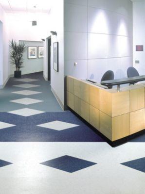 Rubber Flooring Master Step Tile Natural Slate