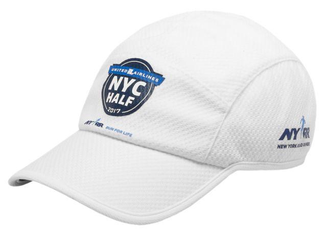 United NYC Half 5 Panel Performance Hat