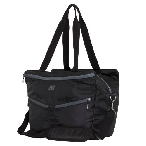 New Balance Men's & Women's Performance Tote - Black (500298BLK)