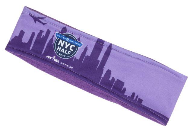 United NYC Half Fleece Headwarmer