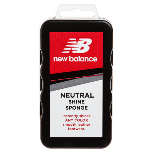 New Balance Men's & Women's Shine Sponge - Black (99753)