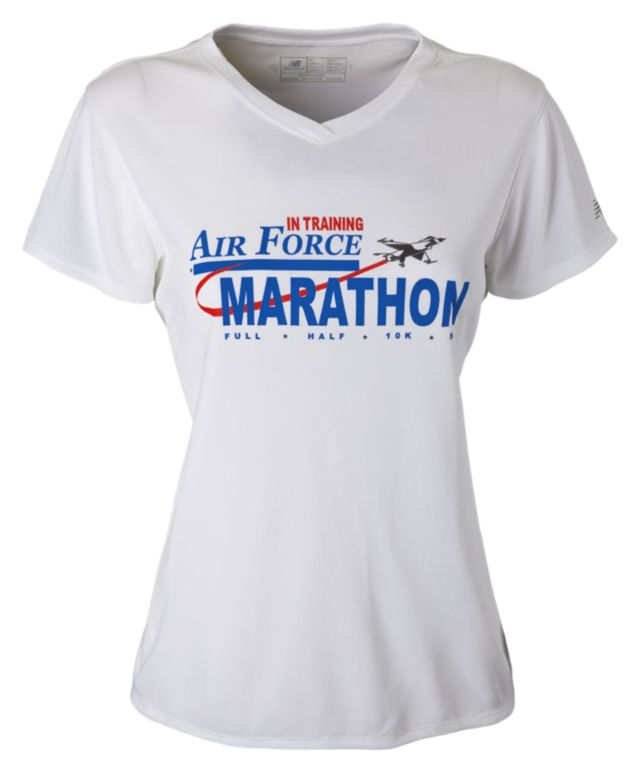 Air Force Marathon Training Tee