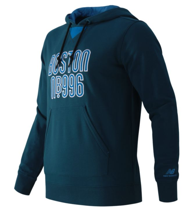 NB996 Graphic Pullover Hoodie