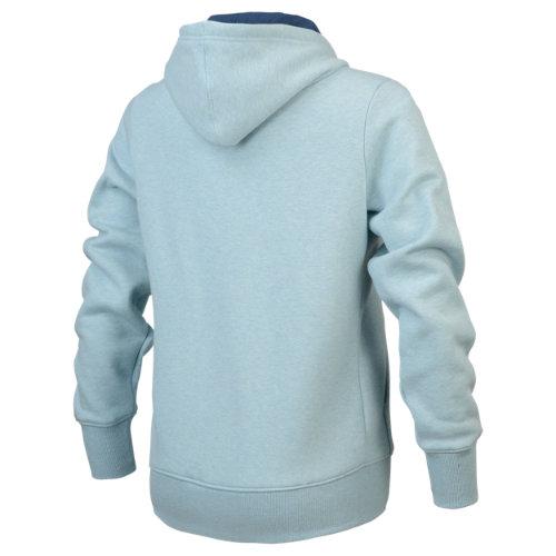 New-Balance-Pink-Ribbon-Volume-Fleece-Full-Zip-Hood-Women-039-s-Jacket-Sportstyle thumbnail 8