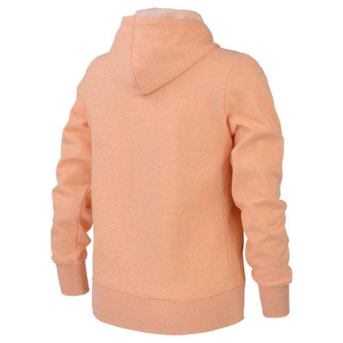 New-Balance-Pink-Ribbon-Volume-Fleece-Full-Zip-Hood-Women-039-s-Jacket-Sportstyle thumbnail 10