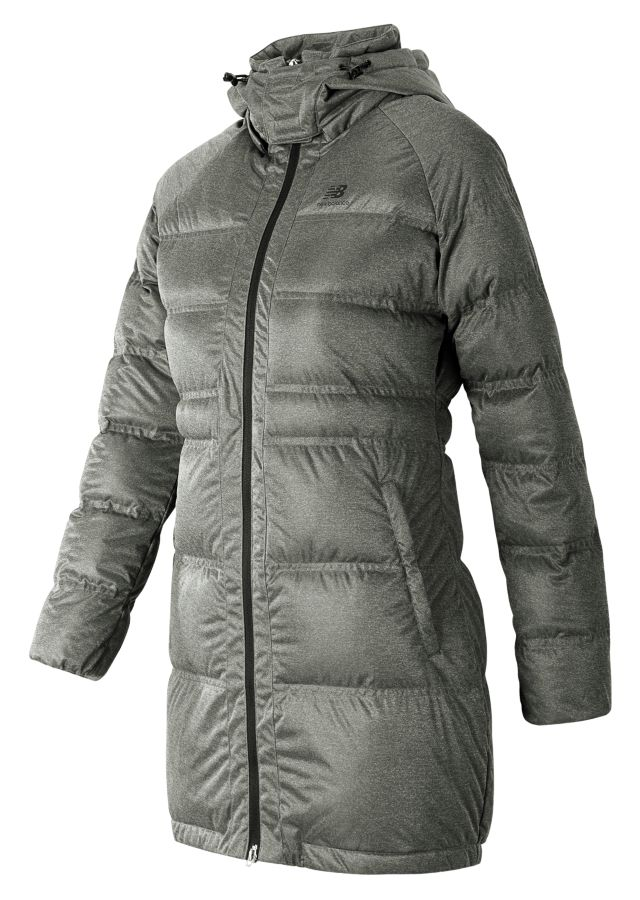 Trackster USA Parka Down Jacket
