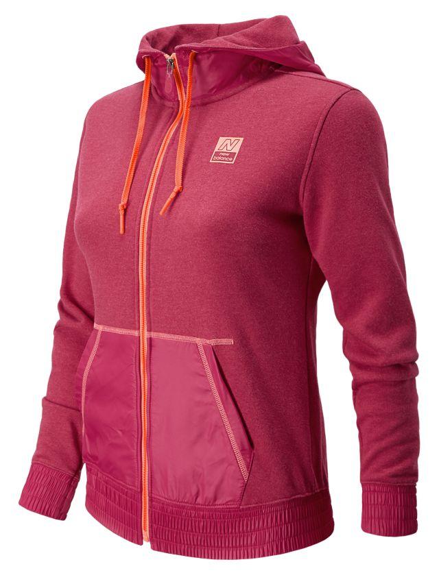 Women's NB Hooded Jacket
