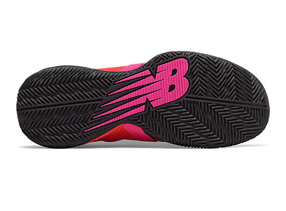 Men's OMN1S , Pink with Energy Red