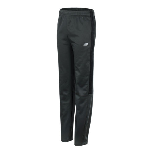 New Balance 10779 Kids' Fleece Athletic Pant - Green/Black (BP10779DG)