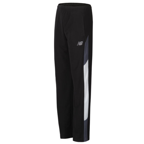 New Balance 18223 Kids' Athletic Pant - Black (BP18223BTH)