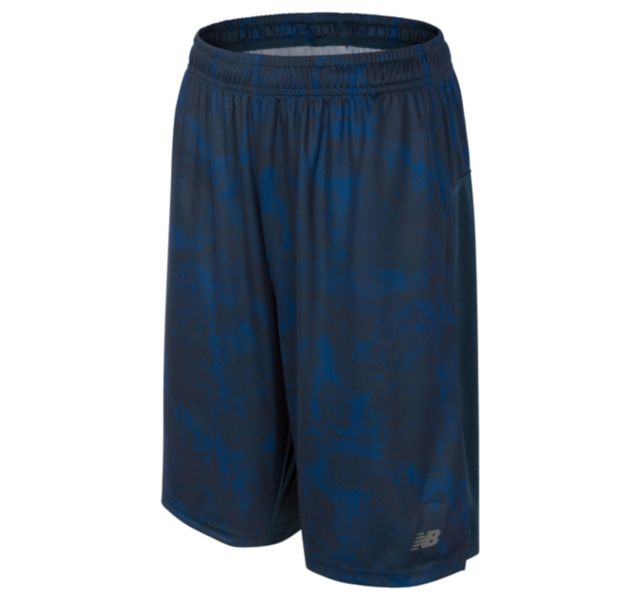 Boy's Printed Performance Fashion Short