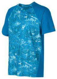 Boy's Print Performance T-Shirt