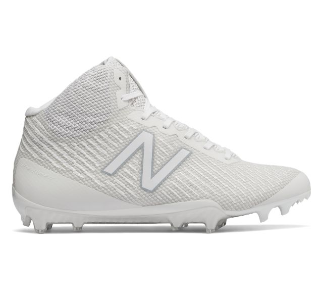 Men's Mid-Cut Burn X Lacrosse Cleat
