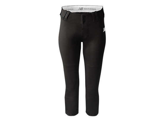 Women's Prospect Solid Mid-Calf Pant, Black