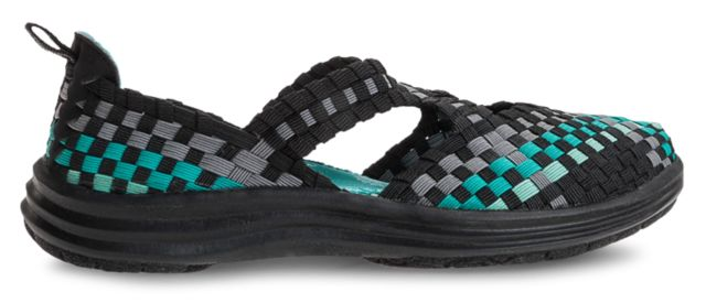 Womens Wow Woven Mary Jane
