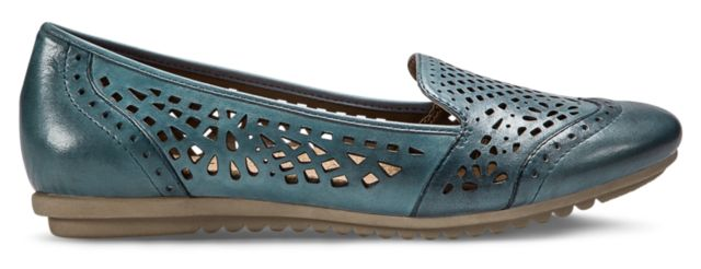Womens Ivy Laser Cut Loafer