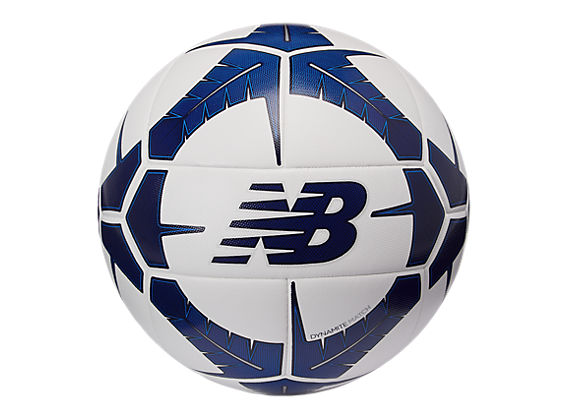 Team Dynamite Match Ball, White with Blue