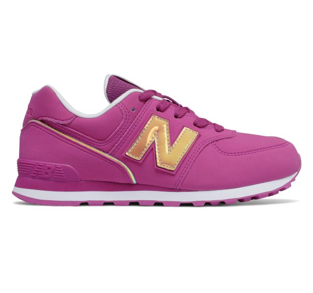 New Balance Kid's 574 Fashion Sneakers