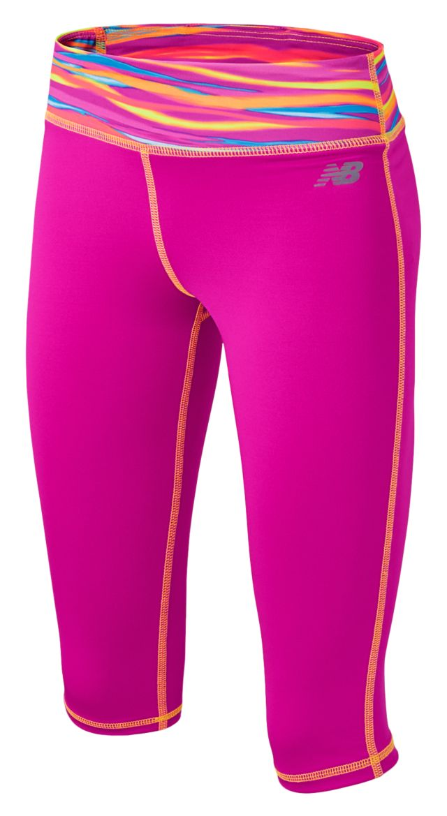 Girls Performance Capri