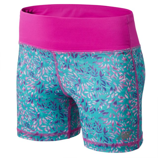 Girl's Performance Bike Shorts