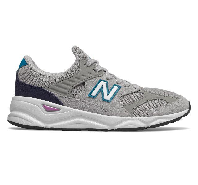 New Balance X-90R Kids Girls Grade School Lifestyle Shoes