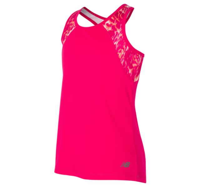 Girl's Fashion Performance Tank