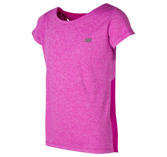 Kid's Short Sleeve Cationic Top