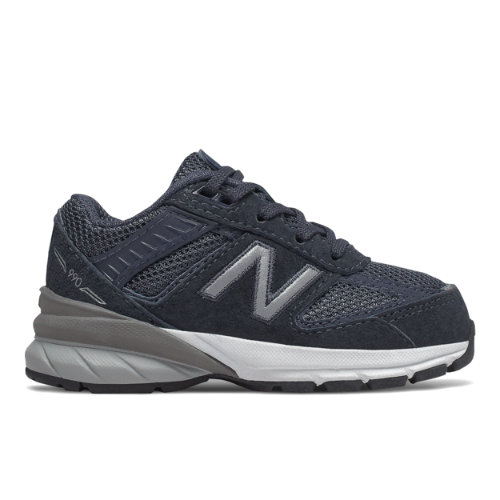 990v5 Kids' Infant and Toddler Running Shoes - Navy (IC990NV5)