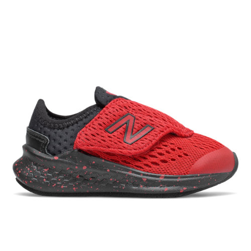Fresh Foam Fast Kids' Infant Running Shoes - Red/Black (ITFSTSB)