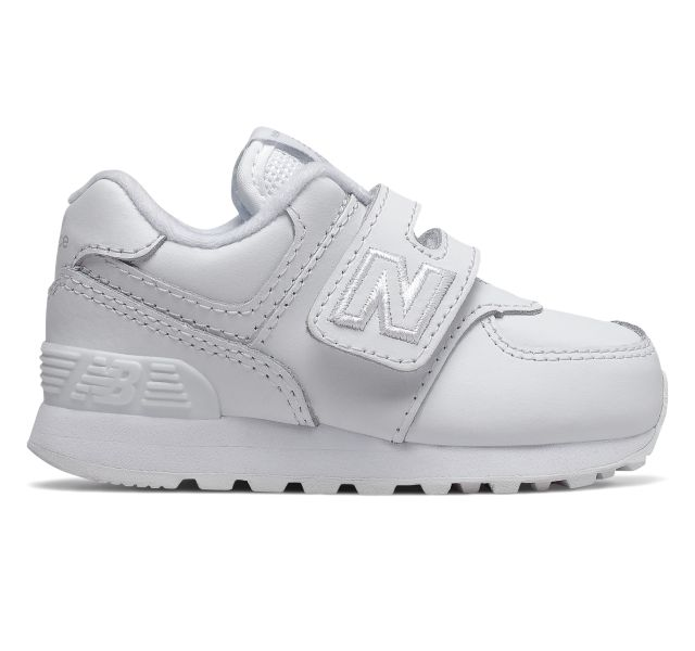 New Balance Infant 574 Hook and Loop Shoes