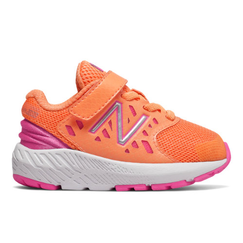 FuelCore Urge Kids' Wide Shoes - Orange/Pink (IXURGPM)